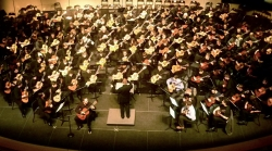 EKU Guitar Majors perform with the LAGQ!