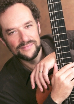 Grammy Award Winning Guitarist William Kanengiser Performs at EKU: 2/16/14, 7pm O'Donnell Theater (Whitlock Bldg)