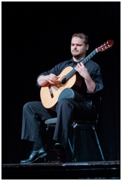 International Guitar Competition Winner Matt Palmer Performs at EKU: 3/23/16, 7:30PM Gifford Theater (Campbell Bldg); Pre-concert prices are $10 GA and $5 Senior/EKU student (Tickets will be $12 and $7 at the door). Free Masterclass 3/24 from 9:30-Noon